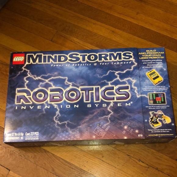 LEGO MindStorms Robotics; set 9719